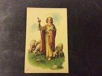 Vintage Postcard - Religious - Basevi - 1947 - Unused