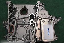 Original Mercedes OM 646 811/812/820/821 Stirndeckel mit Ölkühler A6460101333