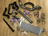 Mazda MX5 Mk1 1.6 Turbo Kit, GT28, Manifold, Intercooler, Exhaust