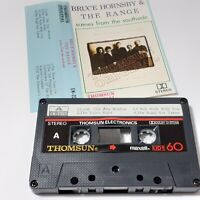 BRUCE HORNSBY & THE RANGE SCENES THOMSUN IMPORT CASSETTE TAPE SOUTHSIDE