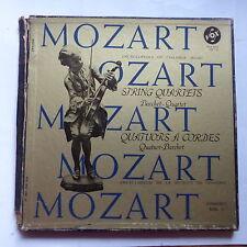 Coffret Mozart String quartets qUATUORS A CORDES vox box dvx 14