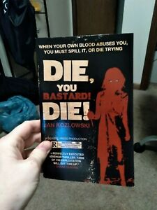 Die, You Bastard! Die! by Jan Kozlowski (2015, Paperback) Like New condition