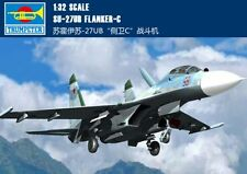 ◆ Trumpeter 1/32 02270 Su-27UB Flanker-C model kit