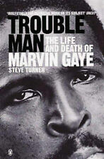 Trouble Man the Life and Death of Marvin Gaye-ExLibrary