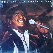 EDWIN STARR - THE BEST OF - 20TH CENTURY FOX - 1981 LP - STILL SEALED