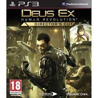 Deus Ex Human Revolution Director's Cut Sony PlayStation 3, 2013 5021290058170