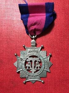 Army Temperance Association Argyle and Sutherland Highlanders medal.