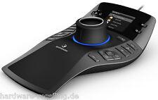 3DConnexion Spacepilot Pro 3D-Maus - Usb - P/N 3dx-600037