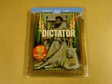 METAL CASE BLU-RAY + DVD / THE DICTATOR ( SACHA BARON COHEN )