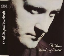 Maxi CD - Phil Collins - Another Day In Paradise - #A3519