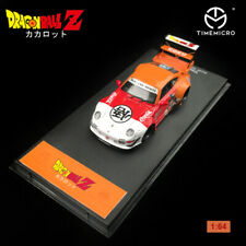 PreOrder Time Micro 1:64 Porsche RWB911 Dragon Ball Z - Wukong GT Wing (Arrived)