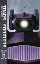 Transformers IDW Collection Phase Two Volume 6 Hardcover -- Shockwave