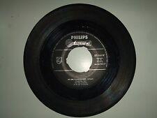 "Johnnie Ray / In The Candlelight - Disco Vinile 45 Giri 7"" STAMPA ITALIA 1956"