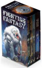 Fighting Fantasy Box Set: (Warlock of Firetop Mountain, Citadel of Chaos, Deatht