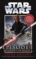 The Phantom Menace: Star Wars: Episode I (Star Wars: Episode I (Paperback)), Bro