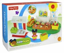 Little People ' Garden & Market Stall Play Set Toy Brand New Gift