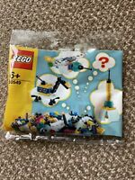 LEGO Creator 30549 - Build Your Own Vehicles Polybag - NEW