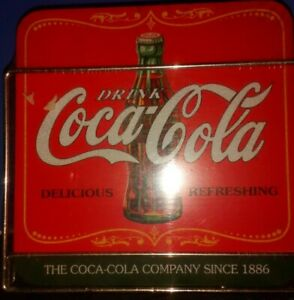 Coca-Cola Coasters BRAND NEW