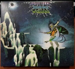 Uriah Heep - Demons and Wizards - New Digipak 2CD Expanded Edition