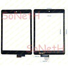 "Vetro Touch screen Digitizer 8,0"" Mediacom SmartPad S2 M-MP8S23G 3G Tablet Nero"