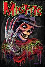 MISFITS -  NIGHTMARE FIEND POSTER 24x36 - MUSIC 818
