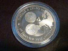 LES EVENEMENTS FORTS DE VOTRE VIE - PASSAGE A L'EURO - 2002 !