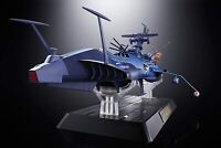 SOUL of CHOGOKIN - Space Pirate Captain Harlock GX-93 Ship Arcadia Action