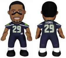 NWT Seattle Seahawks #29 Earl Thomas 10-Inch Plush Doll by Bleacher Creatures