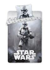 Star Wars parure de lit 100% Coton housse de couette 160x200 + taie 70x80