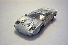 DINKY TOYS - Vintage modello in metallo - FORD 40 RV - NO REPLICA (dinky-t-35)