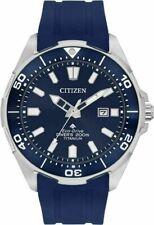 New Citizen Eco-Drive Promaster Dive Polyurethane Strap Men's Watch BN0201-02M