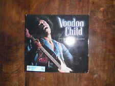 JIMI HENDRIX VOODOO CHILD 2 cd SET 2002 EXC