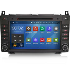 "8 "" Android 5.1 Radio DAB navigatore satellitare GPS CD DVD AUDIO PER MERCEDES"