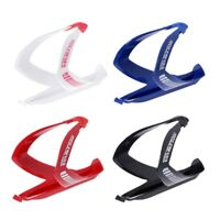 Bicycle Cycling MTB Fiberglass Bike Plastic Water Bottle Cage Drink Cup Holder