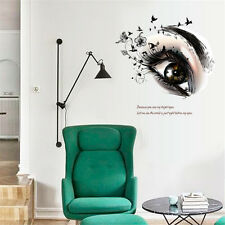 3D Big Eyes Room Decor Removable Wall Sticker Decal Decoration Wandtattoo