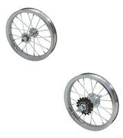 """Cruiser Vélo 24/"""" X 2.125 36 Rayons roue avant 12 G CHROME"""