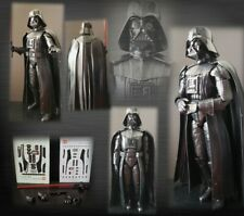 STAR WARS BANDAI MODEL KIT 1:12 SCALE DARTH VADER BUILT!