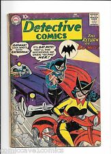 Detective #276 | 2nd appearance of Bat-Mite | Good/Very Good (3.0)