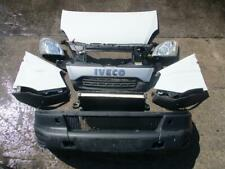 IVECO DAILY 35S11 BONNET BUMPER HEADLIGHTS WING RADIATOR IN WHITE 2012 2013 2014
