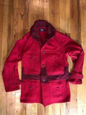 New Double RRL Wool Coat