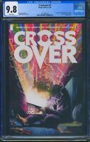 Crossover 1 (Image) CGC 9.8 White Pages Premier Issue Donny Cates story