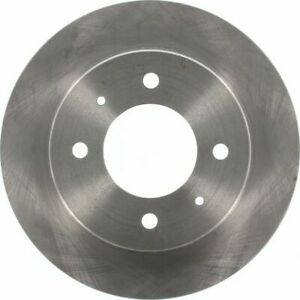 TRW Brake Rotor Rear DF4122S fits Hyundai Coupe 2.0 FX (RD)