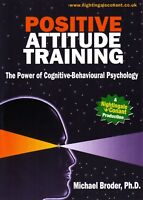 Positive Attitude Training:by Michael Broder Ph.D.- Nightingale-Conant 2CDs