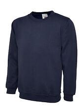 Uneek UC203 Classic Mens Sweatshirt Work Wear 300gsm Heavy Duty Jumper Sweater