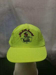Vintage Nashville Sounds Nylon Snapback Hat SGA MiLB