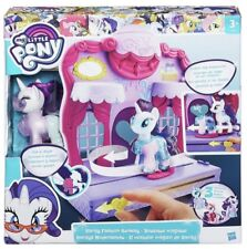 My Little Pony Friendship IS Magic Rarity FASHION Runway Playset personaggio cavallo giocattolo