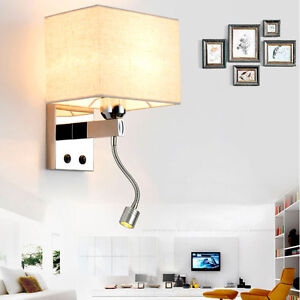 Modern Retro Vintage Industrial Wall Mounted Lights Rustic Sconce Lamps Fixture