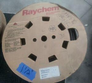 "3 FT Raychem 1.5"" Heat shrink Tubing Sleeve 5053344102 1 1/2"" Polyolefin USA"