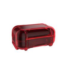 KZ ABS Hard-Sided Multifunction Protective Case for Earphones, In-Ear KZ CASE