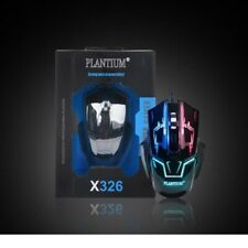 PLANTIUM Gaming USB Wiredmouse X326 KC Electronics Certificate KOR SELLER